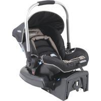 Bebê Conforto De 0 A 13 Kg - Caracol - Capuccino - Kiddo - Unissex-Preto