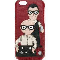 Dolce & Gabbana Capa Para Iphone 6 - Vermelho