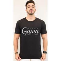 Camiseta Vasco Gigante Da Colina Da Gama Zé Carretilha Masculina - Masculino