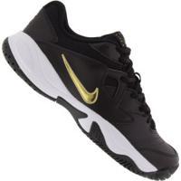 Tênis Nike Court Lite 2 - Masculino - Preto