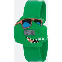 Relógio Infantil Dinossauro Digital