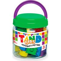 Blocos De Montar - Tand Kids - 20 Peças - Toyster