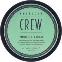 Creme De Styling American Crew Formig Cream 85G - Unissex-Incolor