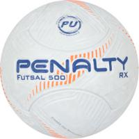 ... Bola De Futsal Penalty Rx Fusion Viii - Branco Laranja 0ee1691b96f00