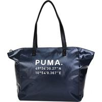 Bolsa Puma Prime Time Large Shopper - Feminino-Preto