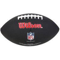 Bola Futebol Americano Nfl Denver Broncos Wilson Wtf1540Bkdn, Cor: Preto/Branco, Tamanho: Único