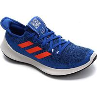 Tênis Adidas Sensebounce Masculino - Masculino-Azul Royal