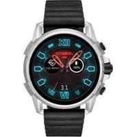 Smartwatch Diesel On Gen Dz Masculino - Masculino-Prata