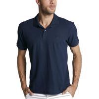 Camisa Polo Aramis Triztam 01 Liso - Masculino-Marinho