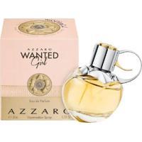 Perfume Azzaro Wanted Girl Eau De Parfum Feminino 80Ml