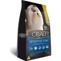 Ração Farmina Cibau Sensitive Fish Raças Pequenas 1 Kg