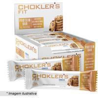 Chokler'S Display- Cookies & Cream- 20 Unidades-Mix Nutri