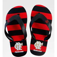 Chinelo Flamengo Manto Oficial Kids - Unissex
