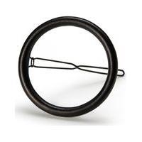 Presilha Circle Clip Preto