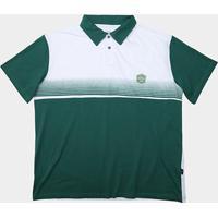 Camisa Polo Hd Especial Masculina - Masculino-Verde