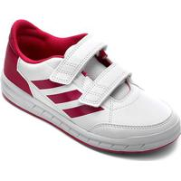 Tênis Infantil Adidas Altasport - Unissex-Branco