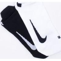 Kit 2 Pares Meias Nike Multiplier Único