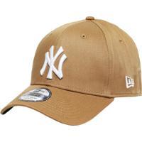 Netshoes  Boné New Era Aba Curva Fechado Mlb Ny Yankees Colo - Unissex eacca946980