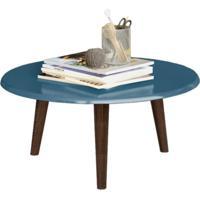 Mesa De Centro Lym Decor Azul