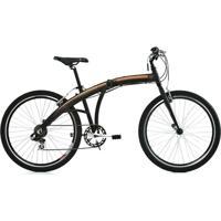 Bicicleta Dobrável Tito To Go Aro 26 - Unissex