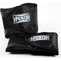 Tornozeleira De Peso Punch 5Kg - Unissex-Preto
