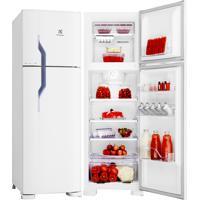 Refrigerador   Geladeira Electrolux Frost Free 2 Portas 261 Litros Branco - Df35A