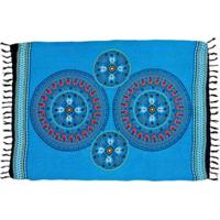 Canga Shopping Bali Mandala Four Layer - Feminino-Azul Escuro