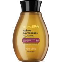 Nativa Spa Óleo Desodorante Hidratante Corporal Quinoa & Amêndoas, 200 Ml