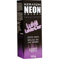 Keraton Neon Colors Lumi Lavander 100G - Unissex-Incolor