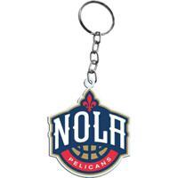 Chaveiro Exclusivo Nba New Orleans Pelicans - Unissex