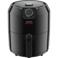 Fritadeira Arno Bfry Super Preta Sem Óleo 110V Capacidade De 4,2L