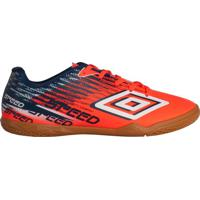 Chuteira Futsal Infantil Umbro Speed V In Coral - 28