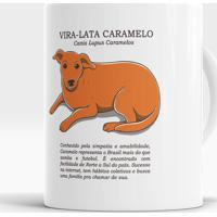 Caneca Vira-Lata Caramelo