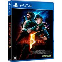 Jogo Resident Evil 5 - Playstation 4 - Unissex