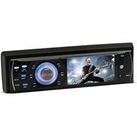 Som Automotivo Dazz Dvd Player Tela 3 Polegadas Ref 65914