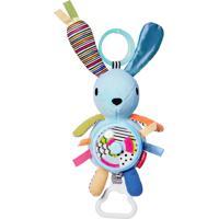 Brinquedo Skip Hop Linha On-The-Go Com Efeito Sonoro Coelho