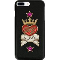 Dolce & Gabbana Case Para Iphone 7/8 Plus - Preto