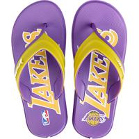 Chinelo Rider Infantil Nba Los Angeles Lakers - Unissex