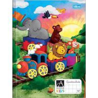 Caderno De Brochura - Capa Dura - Académie Kids - 40 Folhas - Tilibra