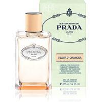 Perfume Feminino Les Infusions Fleur D'Oranger Prada Eau De Parfum 100Ml - Feminino-Incolor
