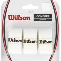 Overgrip Wilson Pro Branco - Kanui