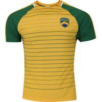9f8daf8f83 Camiseta Do Brasil Tapajós - Masculina - Amarelo Verde