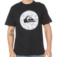 Camiseta Quiksilver Filtro Masculina - Masculino
