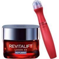Kit Revitalift Creme Roll On + Antirrugas Revitalift Laser X3