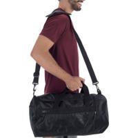 Mala Olympikus Gym Bag Sm - 37 Litros - Preto