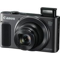 Câmera Digital Canon Sx620 Hs 20Mp/25X/Fhd/Wi-Fi Preta