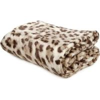 Cobertor King Corttex Marrom