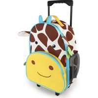 Mala De Rodinha Zoo Girafa Skip Hop Bege