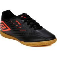 Tênis Futsal Masculino Umbro Speed Iv Preto 1371ae789c7c7