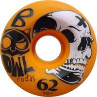 Roda Owl Sports Bowl 62Mm 98A - Unissex